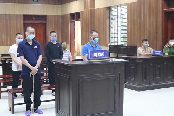 Tử hình kẻ nổ súng bắn Thiếu tá công an bắt ma túy ở Thanh Hóa