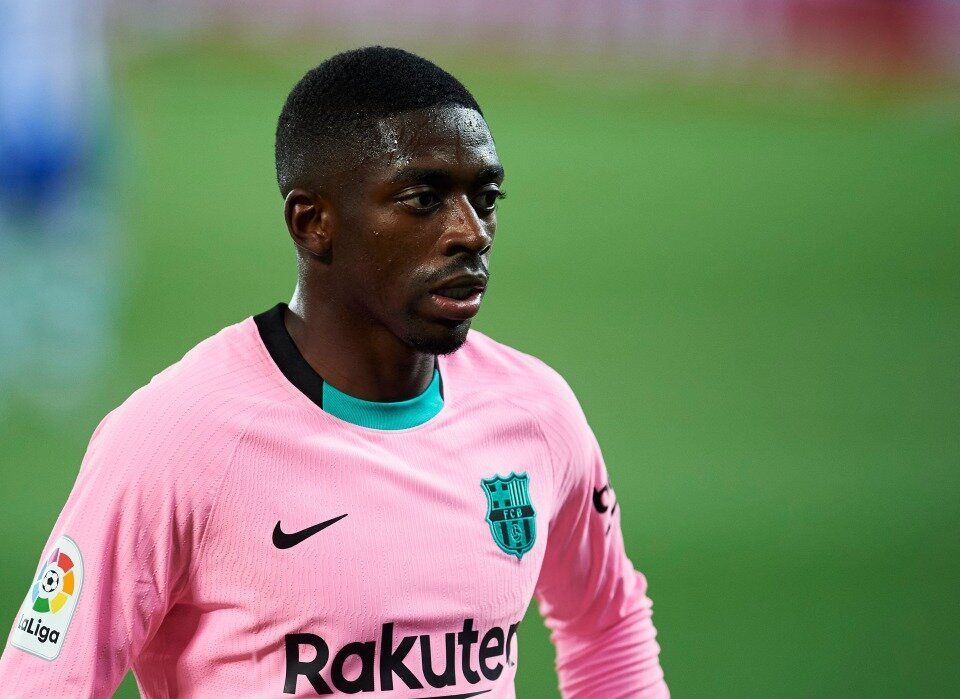 MU chiêu mộ Ousmane Dembele miễn phí