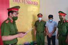 Bắt giam phó trưởng phòng TN&MT ở Hà Giang
