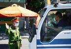 Người dân không thuộc diện bị phong tỏa được ra khỏi thành phố Đà Nẵng