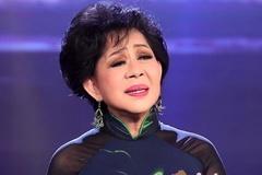 Danh ca Giao Linh hát tiễn biệt chồng