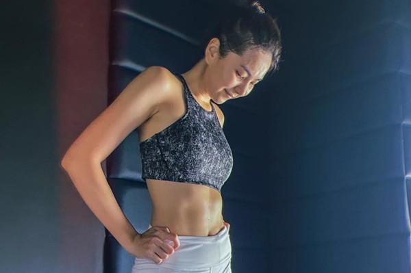 MC Thời sự Mai Ngọc giảm 6 kg sau 3 tháng, lộ bụng 6 múi
