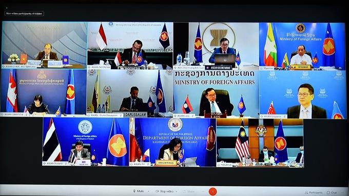 Hội nghị cấp cao ASEAN lần thứ 38, 39 và Hội nghị cấp cao với các Đối tác sẽ diễn ra từ 26-28/10