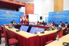 Thanh tra Chính phủ chủ trì Cuộc họp Ban Thư ký ASEAN-PAC lần thứ 17