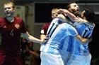 Trực tiếp Nga 1-1 Argentina: Trở về vạch cuất phát