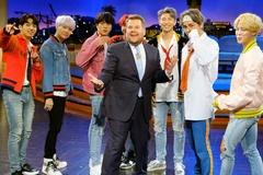 James Corden - MC tai tiếng, xem thường nhóm BTS
