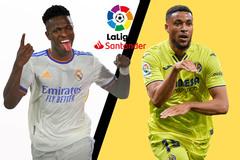 Real Madrid vs Villarreal: Vũ điệu tấn công