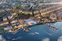 Sức hút của đô thị sinh thái toàn diện Aqua City