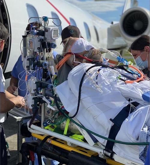 Bệnh nhân Mỹ liên lạc 169 bệnh viện không tìm được chỗ điều trị