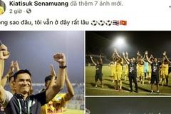 Kiatisak wants to stay long with HAGL club