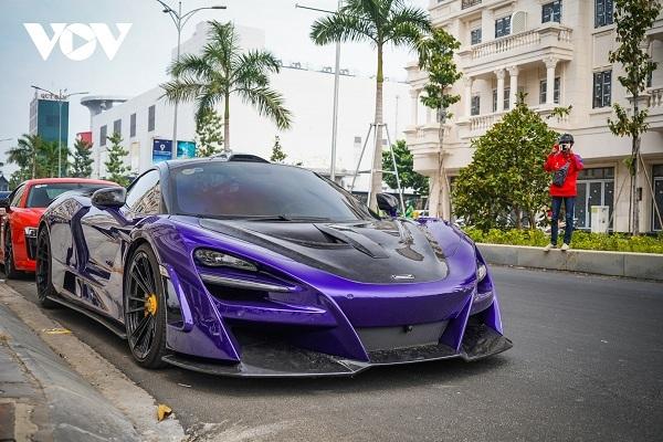 Những mẫu siêu xe có số lượng 'đông đảo' nhất Việt Nam