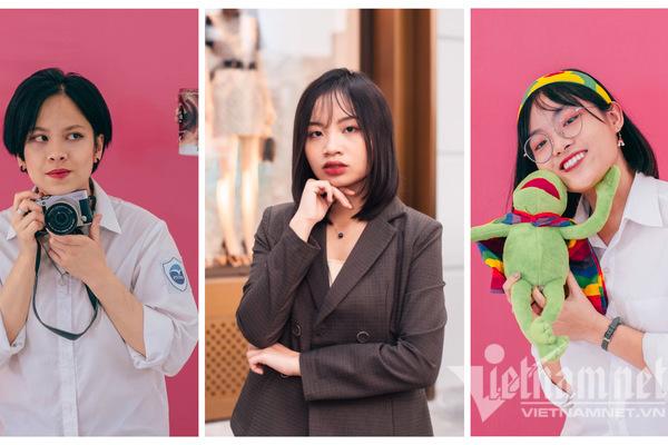 3 nữ sinh 8.5 IELTS được Học viện Ngoại giao tuyển thẳng