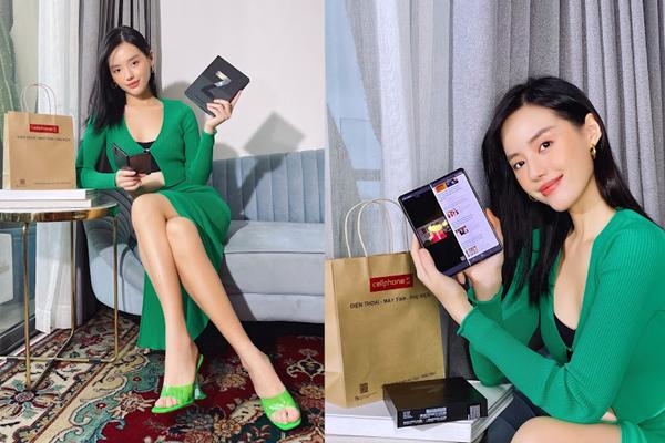 Fan công nghệ hào hứng khoe Galaxy Z Fold3, Galaxy Z Flip3 trên tay
