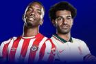 Brentford 0-0 Liverpool: Tiếp mạch thăng hoa (H1)