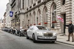 Ngắm dàn Rolls-Royce Silver Ghost cổ tái hiện chuyến đi lịch sử 110 năm trước