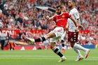 MU 0-0 Aston Villa: Ronaldo bắn phá (H1)