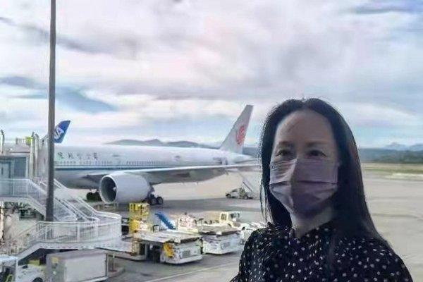 'Công chúa Huawei' đăng thông điệp đẫm nước mắt sau khi được tự do