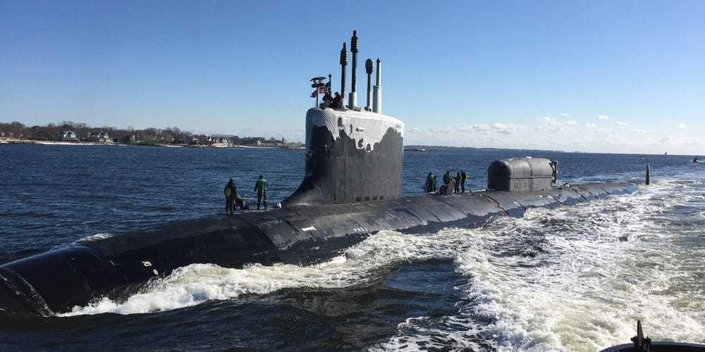 Đọ sức mạnh công nghệ tàu ngầm mới nhất của Mỹ, Anh, Pháp