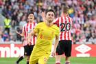 Brentford 1-1 Liverpool: Diogo Jota lên tiếng (H2)