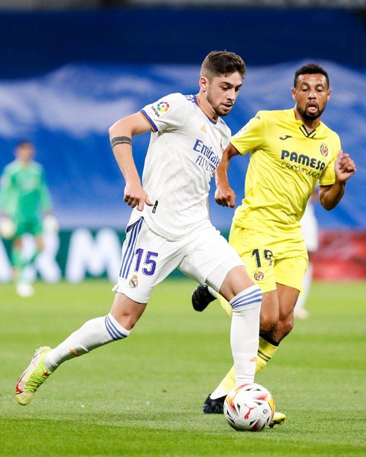 Benzema bất lực, Real bị Villarreal cầm chân ngay tại Bernabeu