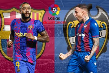 Barca vs Levante: Chờ đợi bất ngờ