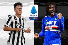 Juventus vs Sampdoria: Tiếp đà chiến thắng