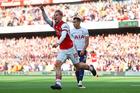 Arsenal 2-0 Tottenham: Aubameyang bùng nổ (H1)