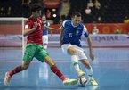 Lịch thi đấu vòng bán kết World Cup Futsal 2021