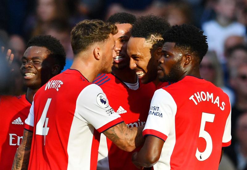 Kết quả bóng đá hôm nay 27/9: Arsenal tiếp đà hồi sinh