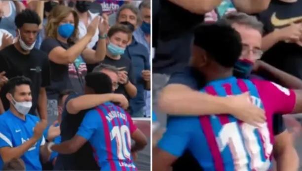 Số 10 mới Barca, Ansu Fati đầy cảm xúc với bàn thắng sau 323 ngày
