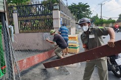 Hundreds of Covid-19 checkpoints in HCM City removed