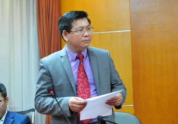 Phó Vụ trưởng Bộ Công Thương làm quyền Hiệu trưởng ĐH Điện lực