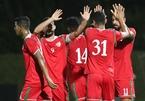 Oman thắng to trước trận tiếp tuyển Việt Nam
