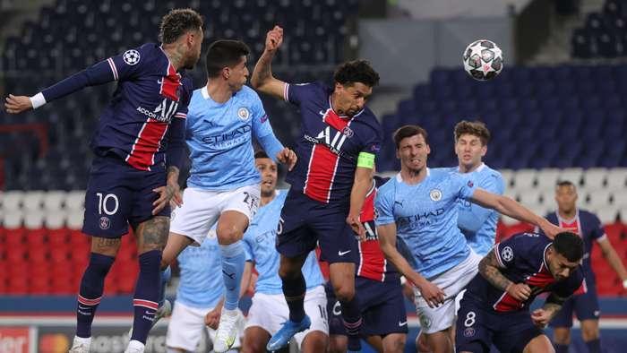 Xem trực tiếp Cup C1 PSG vs Man City ở đâu, kênh nào?