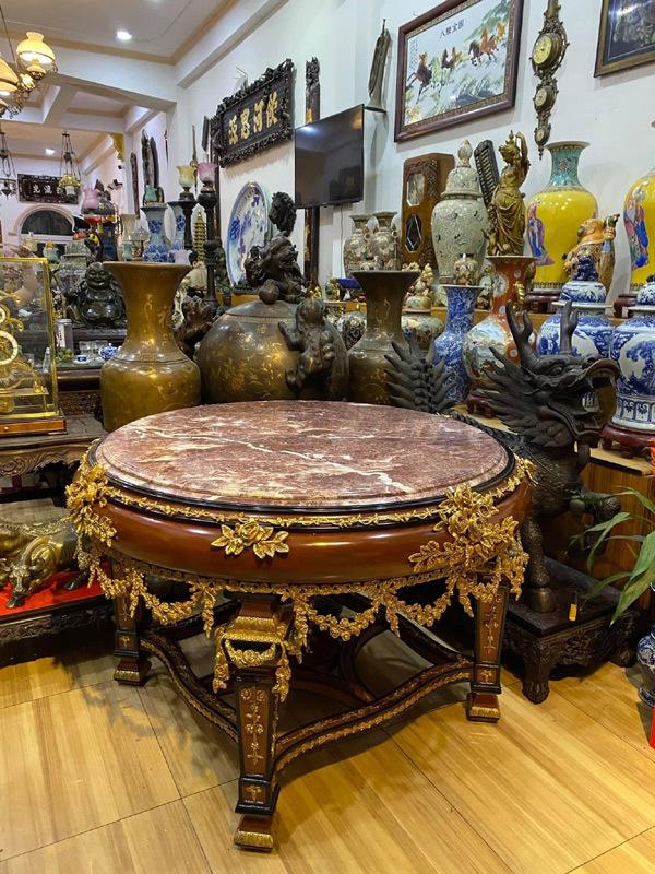Bí quyết chinh phục thị trường của đồ gỗ gốm sứ Ngọc Phúc