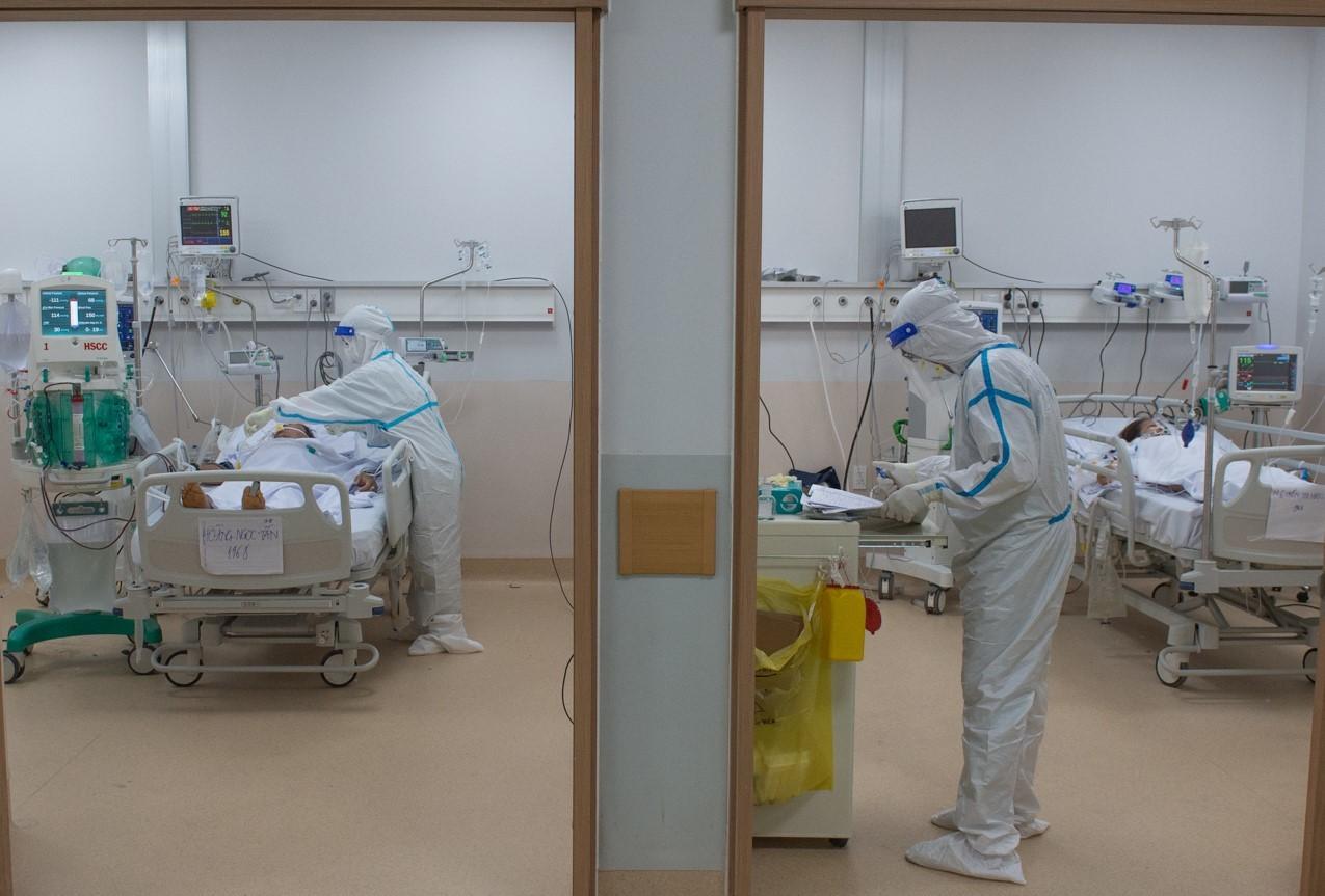 TP.HCM: Số ca F0 xuất viện đã vượt số nhập viện