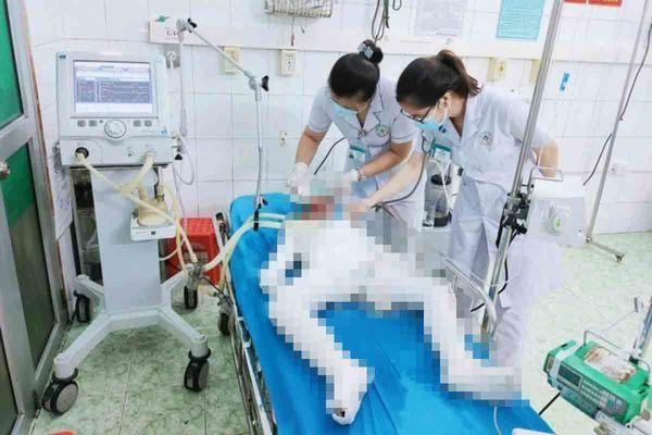 3 chị em và bố trong vụ cháy ở Tuyên Quang tử vong