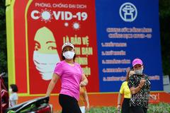 Hà Nội cho phép thể dục thể thao ngoài trời, mở trung tâm thương mại