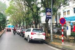 Dừng đỗ ô tô sai quy định bị phạt bao nhiêu?