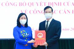Ông Triệu Tài Vinh giữ chức Phó Trưởng Ban Dân vận Trung ương