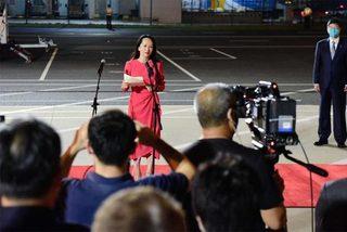 Trung Quốc nói Canada nên 'rút bài học' từ vụ giám đốc tài chính Huawei