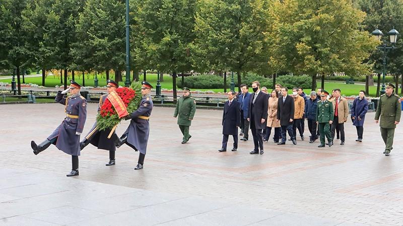 Việt Nam là đối tác quan trọng và thân thiết của Nga ở Châu Á Thái Bình Dương