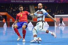Bồ Đào Nha ngược dòng khó tin trước Tây Ban Nha