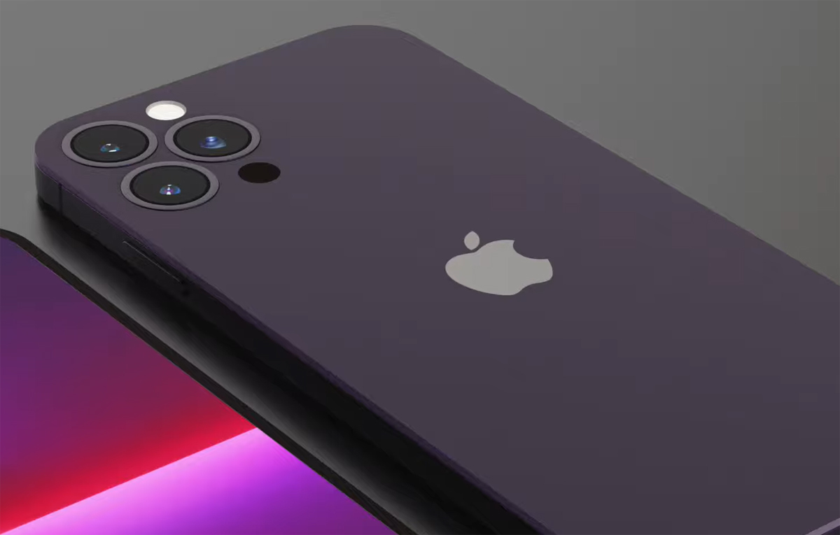 Mẫu iPhone 14 đầu tiên xuất hiện
