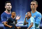 PSG vs Man City: Đại tiệc tấn công