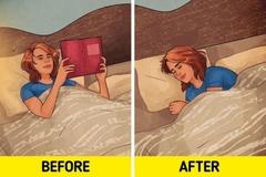 Bỏ ngay 7 thói quen xấu dưới đây để có giấc ngủ ngon