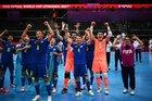 Iran tuột vé bán kết World Cup Futsal dù dẫn trước 2 bàn
