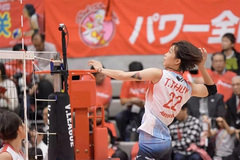 Spiker Thuy sharpens her skills in Japanto better national volleyball