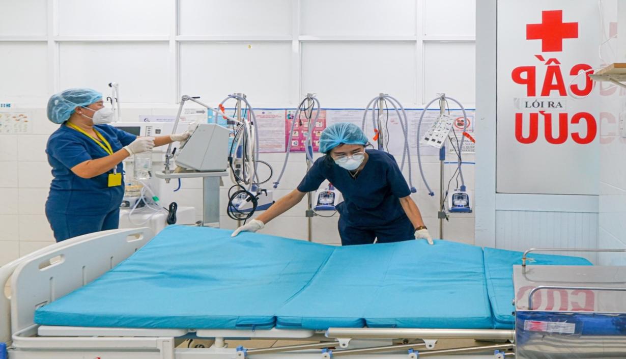 TP.HCM giải thể hai bệnh viện điều trị Covid-19 đầu tiên