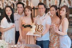 Việt Anh và Quỳnh Nga công khai đăng ảnh sinh nhật cùng nhau